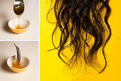 راه حل تقویت مو با روغن نارگیل